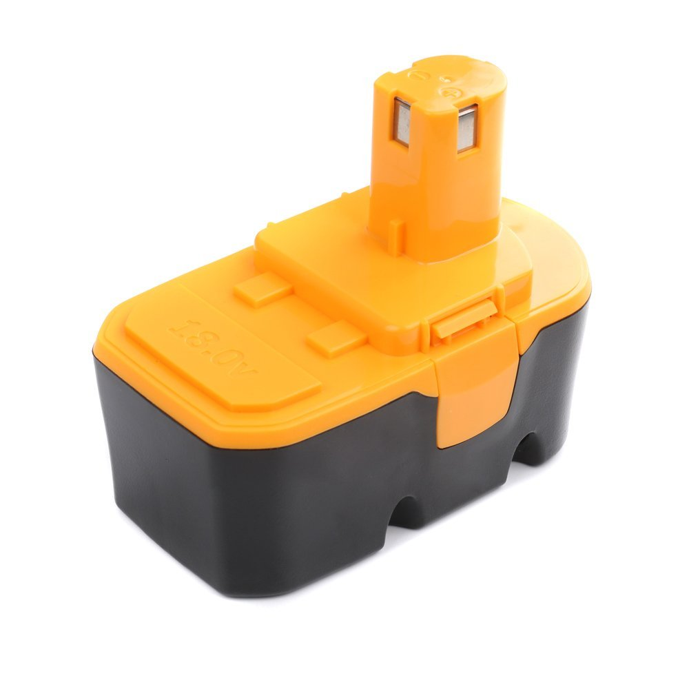 Flylinktech 2.0Ah 18V Replacement Battery For Ryobi P100 P101 and ABP1801 ABP1803 Tools