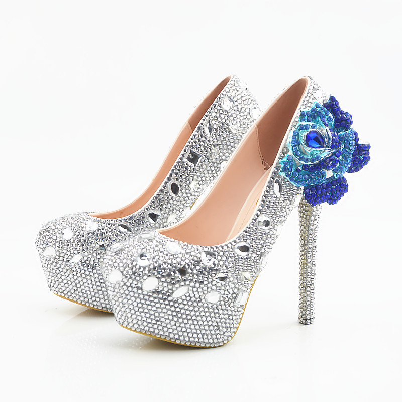High fashion wedding dinner heel shoes pearl quality Hot sale high ZH729B women dICOwqUd