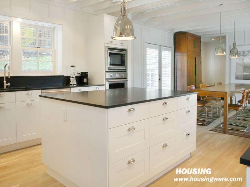pintado, muebles de cocina de madera pintada, muebles de cocina