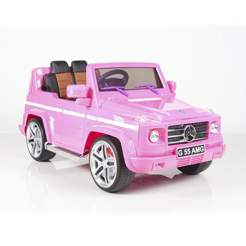 Licensed Mercedes Benz G 55 Plastic Quality Small Baby Ride On Toy