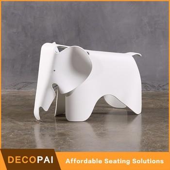 Animal Shape Kids Children Toddler Toy Plastic Elephant Chair