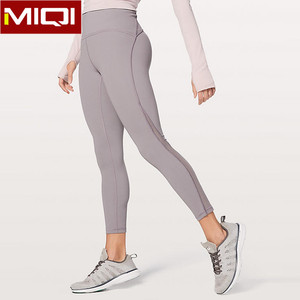New Design Custom Fitness Running Wear Yoga Tights Women Tights Pants Athletic Leggings