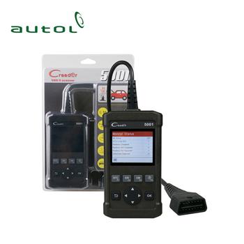 Launch Creader Cr5001 Obd2 Scanner Obd2 Scan Tool Read Vehicle Information  Car Diy Scanner As Autel Al519 Launch Cr5001 - Buy Obd2 Scanner Obd2 Scan
