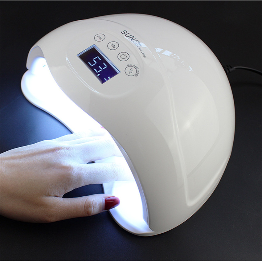UV Nail Lamp 2017 Best Selling Factory Price 48W Fashion LED New style