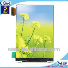 "3.5""inch 12 O'clock 320x480 resolution TFT LCD Capacitive touch screen"