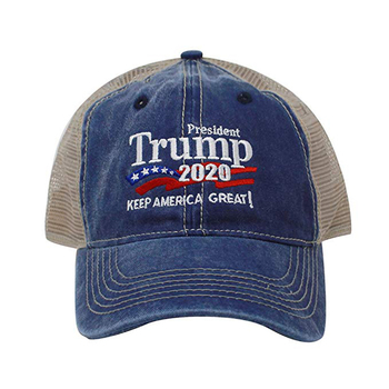 72b411cfe Wholesale Custom Embroidery Trump 2020 Keep America Great Campaign  Embroidered USA Hat 100 Cotton Baseball Bucket Trucker Cap, View custom hat  ...