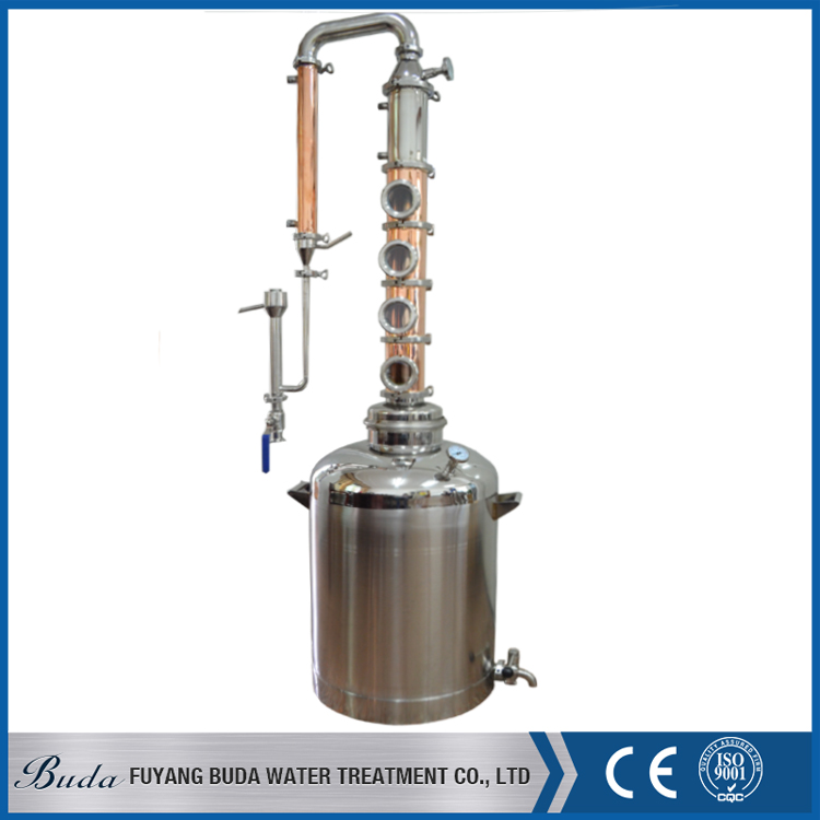 High quality CE certification vodka distillery alcohol distillation equipment for sale