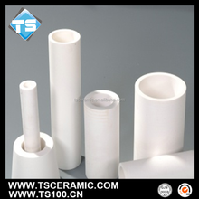 High Quality Alumina Ceramic Lined Pipe, Bend Biggest ID Diameter in China
