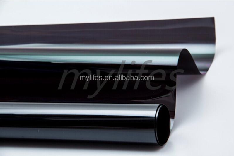hot solaire film teint pour vitres de v hicules film de protection m 30 m top qualit. Black Bedroom Furniture Sets. Home Design Ideas