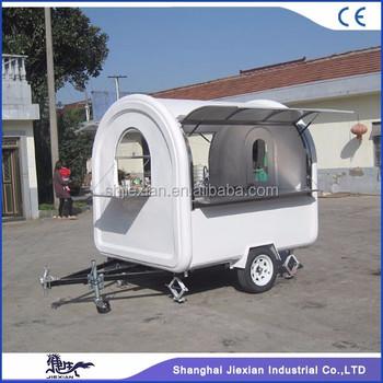 0a0300efb8 JX-FR220WJ Hot-selling catering trailer for sale burger vans for sale
