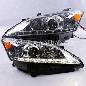 2007 to 2012 years for Lexus ES350 EX350 car led headlight