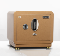 "2015 value safes luxury private powered by 4 pcs ""AA"" batteries electronic safe box"