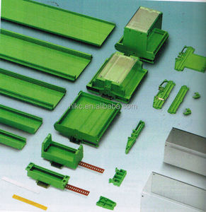 SINGLE PCB PLASTIC ENCLOSURES