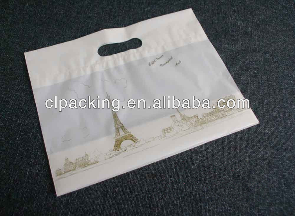 China manufacturer plastic bag insert