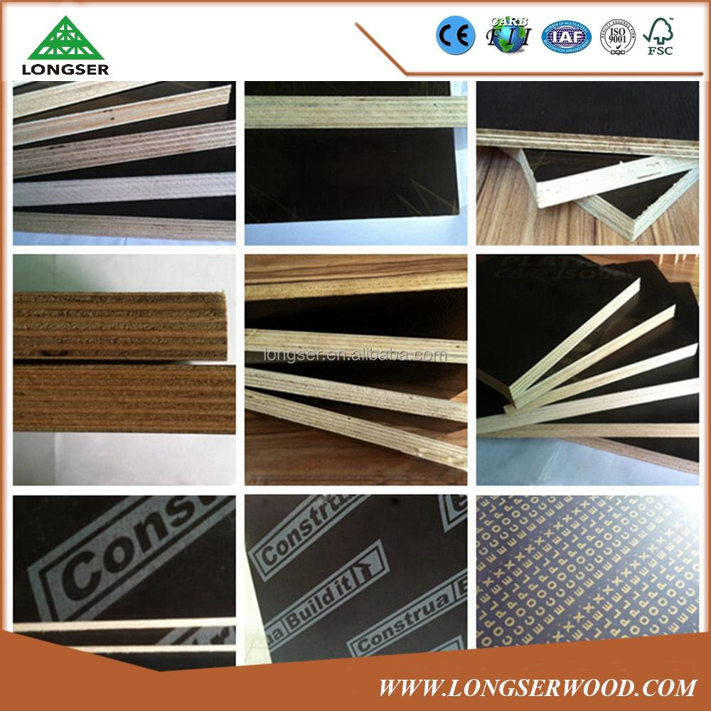 Linyi Best Supplier Phenolic Glue 12mm Shuttering Plywood Price List - Buy  Shuttering Plywood Price List,12mm Shuttering Plywood,Phenolic Film Faced