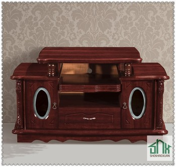 shunde lecong latest design corner tv stands 610 distressed wooden tv stand