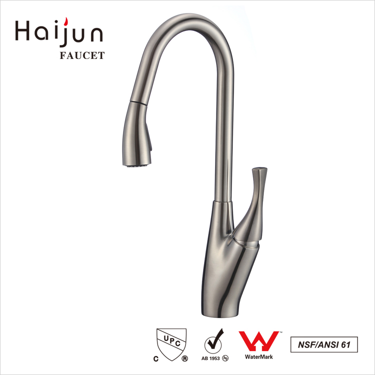 Haijun china supplier Commercial home appliance brass Thermostatic cUpc Kitchen Faucet