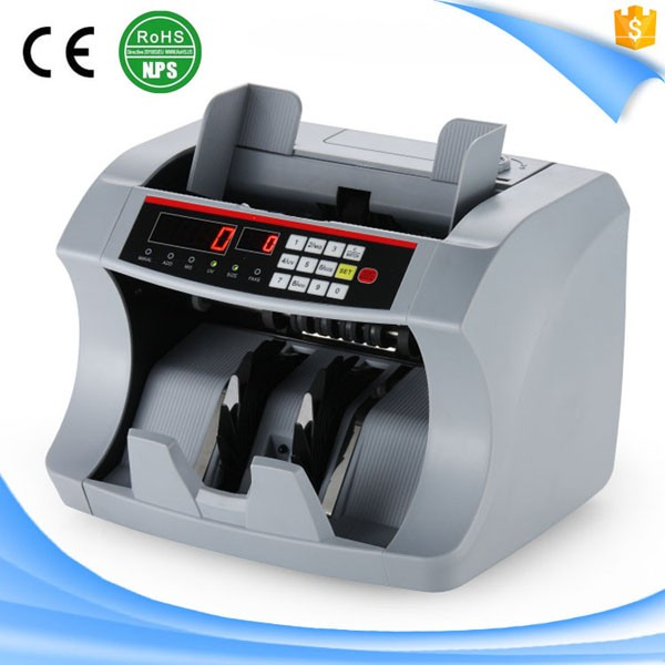 S111 ZC-777 Good Quality High Performance Currency Counter with Mixed Value counting and CIS Sensor
