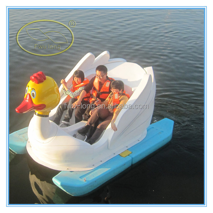 Amusement Park Equipment Water Bike Pedal Boats Boat To Agent