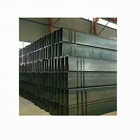 150x150 Steel Square Pipe With American Standard Carbon Galvanized Square Steel Tube