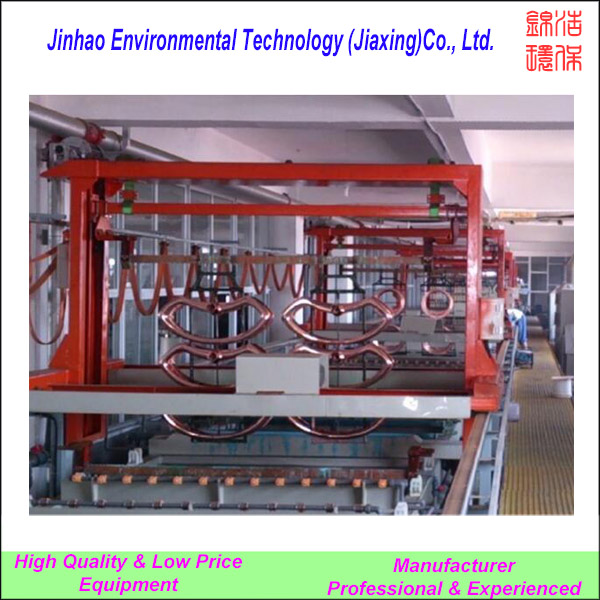 Automatic Intelligent Copper Nickel Chrome Plating Production Line