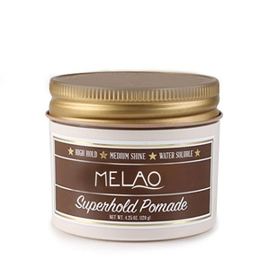 Natural Pomade, Super Hold, 4.25 Ounce