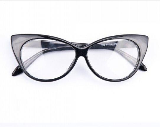 Wholesale 2016 Brand New Designer Cat Eye Glasses Women Gafas ...