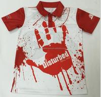 Custom design color combination polo t shirt