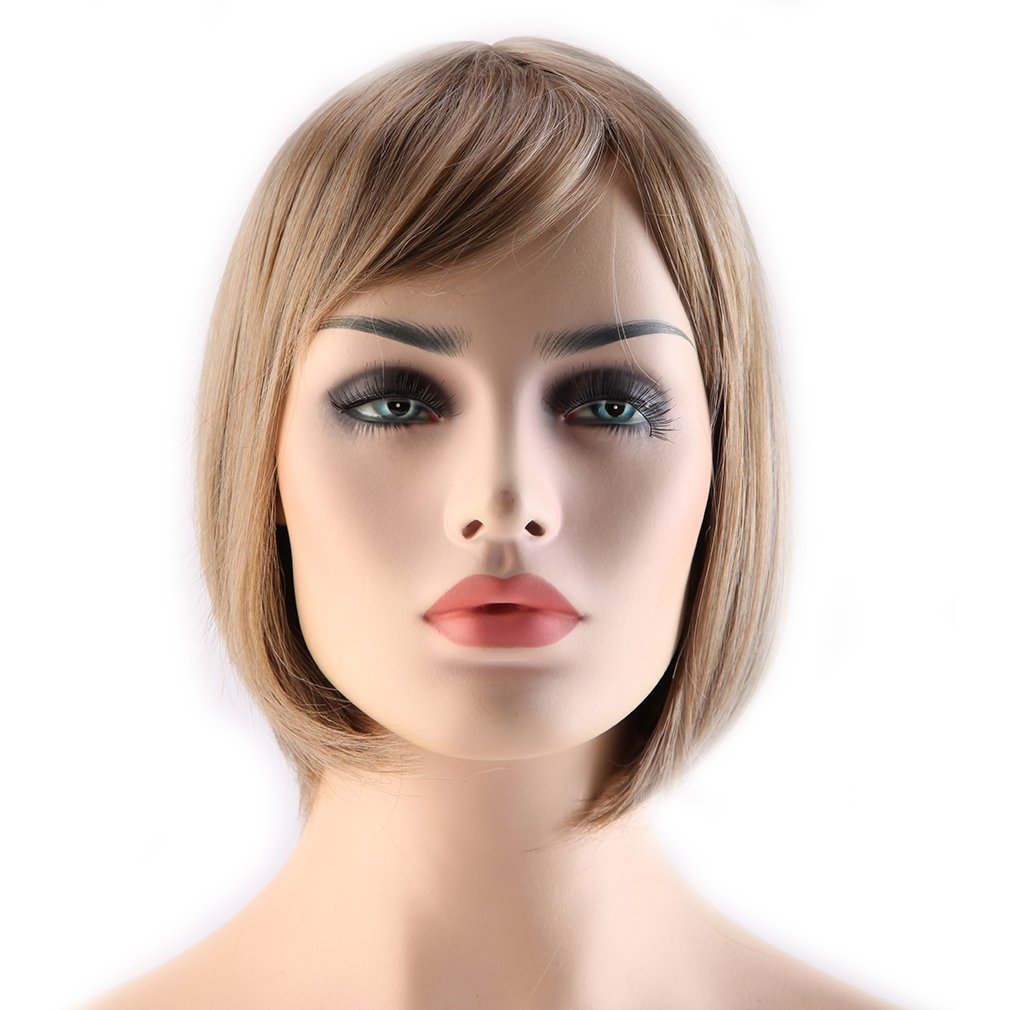 Buy Sexybaby Short Bob Wig Cosplay Full Wigs 100 Real Synthetic