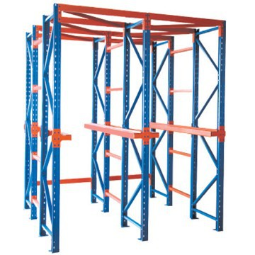 CE and ISO Certificated Good Quality Long span racking