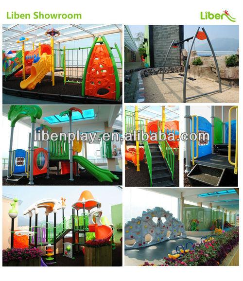 Crianças Set Casa de Plástico Slide & Swing Jogar Sets