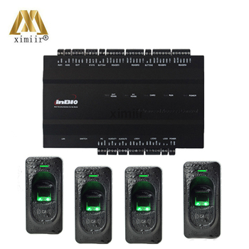 Zk Biometric Tcp/ip Fingerprint Reader Door Panel Wiegand Door Fingerprint  Board Access Control Systems Products - Buy Access Control Systems