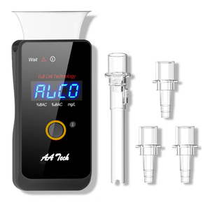Top Quality alcohol breath tester price with great Fuel Cell sensor