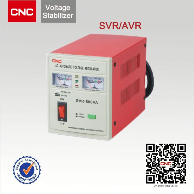 China quality guarantee SVR and AVR 50kva stabilizer