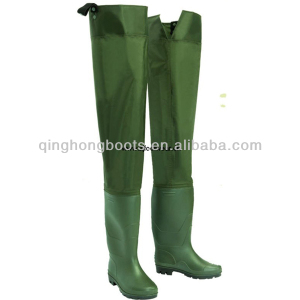 breathable nylon hip thigh waders