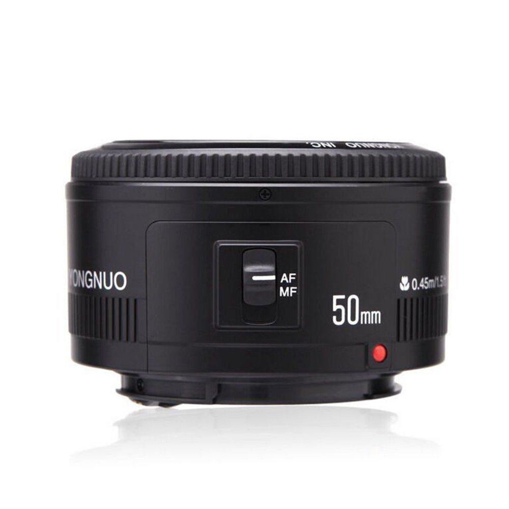 Buy Yongnuo Brand New Ef Yn 50mm F 18 118 Standard Prime Lens For Fix Canon Rebel Digital Camera