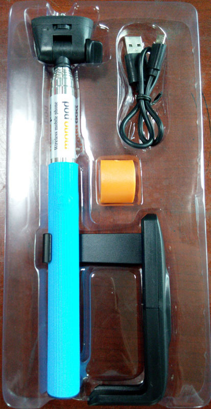 Factory Price2015 Selfie Stick Selfie Stick Cable
