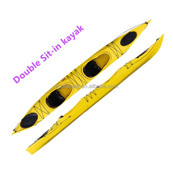 2 Person Kayak Sale Double Sit In From KUER Sea Series