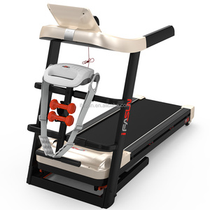 Gym Equipment Fitness Electric Treadmill Home Motor Controller Board Belt Material Prices Curve Easy Up Guangzhou Treadmill