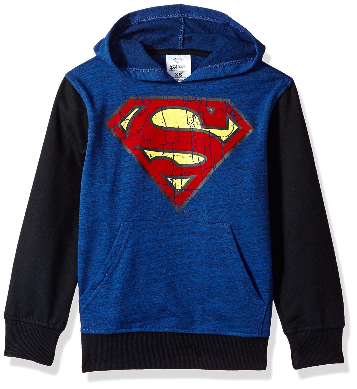 DC Comics Girls Superman Spot Logo Hoodie