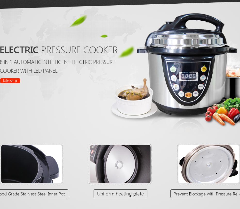 Zhanjiang Bai Shi Jia Electrical Appliances Co., Ltd. - (Rice Cooker ...