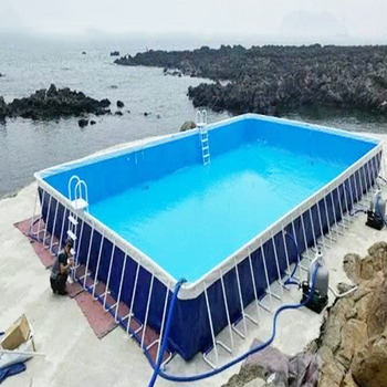 Factory Price Metal Frame Swimming Pool Games Equipment - Buy Indoor ...