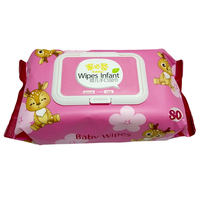 2019 Hot Comfort Private Label Baby Wipes China Manufacturers