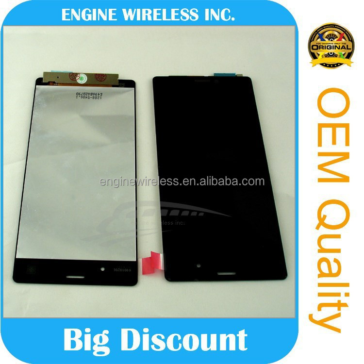 for Sony Xperia Z3 D6603 D6643 D6653 Assembly Full Lcd Display Screen Touch Digitizer,newest