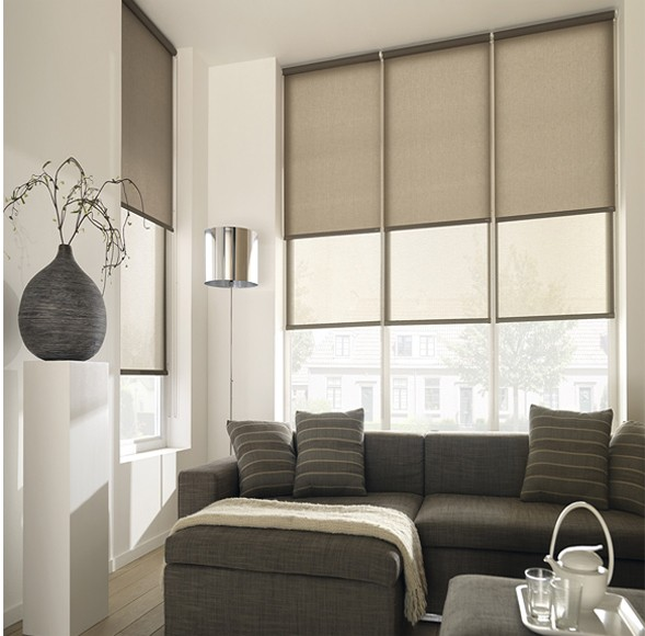 horizontal and vertical roller blinds shades sheer curtain sheer