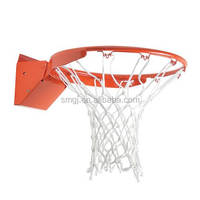 Factory Supply Breakaway Basketball Rim With Net