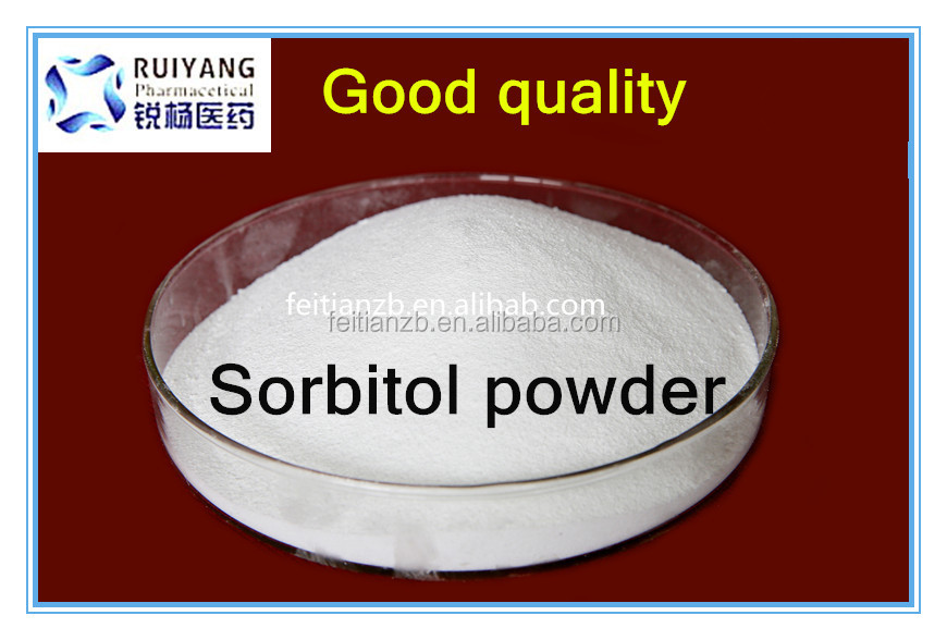 CSA:50-70-4 Sorbitol / D-Sorbitol with good price Rui Yang Brand FIC2017 booth 52X47