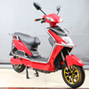 2016 New Street Racing Sports Adult Electric Motorcycle with Pedals