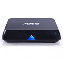 Amlogic S802 Quad Core M8 Android TV Box <span class=keywords><strong>trasporto</strong></span> libero del lettore multimediale in streaming