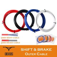 Bike Shifters Derailleur Brake Outer Gear Cable Hosing 4mm / 5mm
